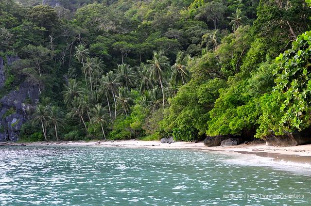 Nat Nat Beach El Nido Palawan