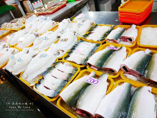 新竹一日遊景點推薦南寮漁港買海鮮