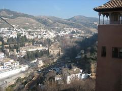 Granada . Alhambra
