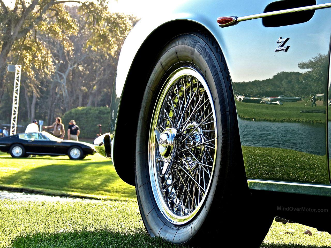 Aston Martin DB4 GT Zagato Amelia Island 10