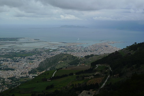 Erice -Trapani, Sicily, Italy