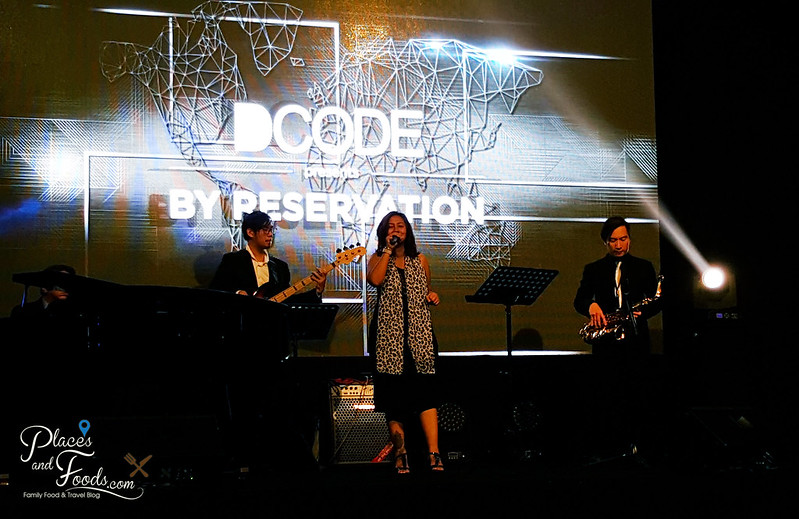 dcode by reservation jazz band