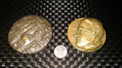 Nummis Nova 2016-03 Jon Radel's medals