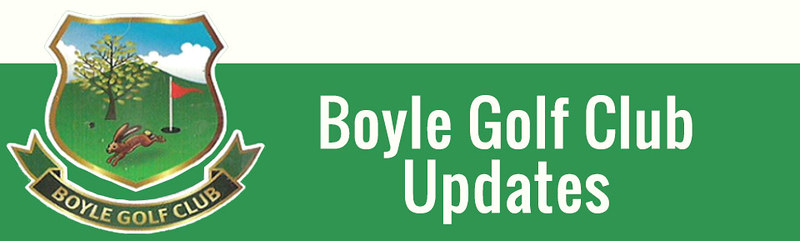 Boyle Golf Updates