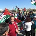 Concentración en apoyo a los presos políticos saharauis de Gdeim Izik. Domingo 13, 12h., Puente de Triana (Sevilla)