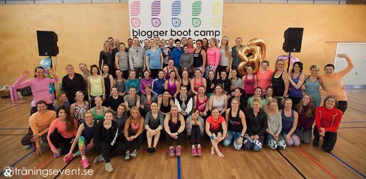 Blogger Boot Camp 2016 gruppfoto