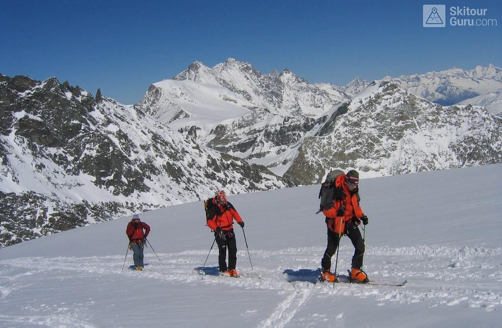 Strahlhorn Walliser Alpen / Alpes valaisannes Schweiz foto 15
