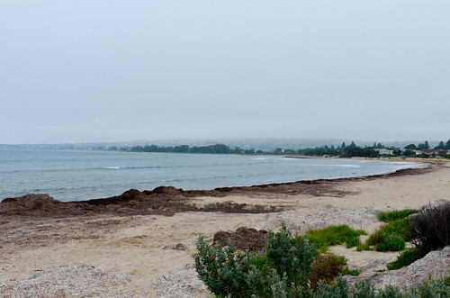Victor Harbor on a Cloudy Day