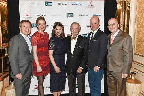aw-26275-Daniel Boulud,Katherine Gage,Gail Simmons,Jacques Pepin,Sam Sifton,Bill Yosses