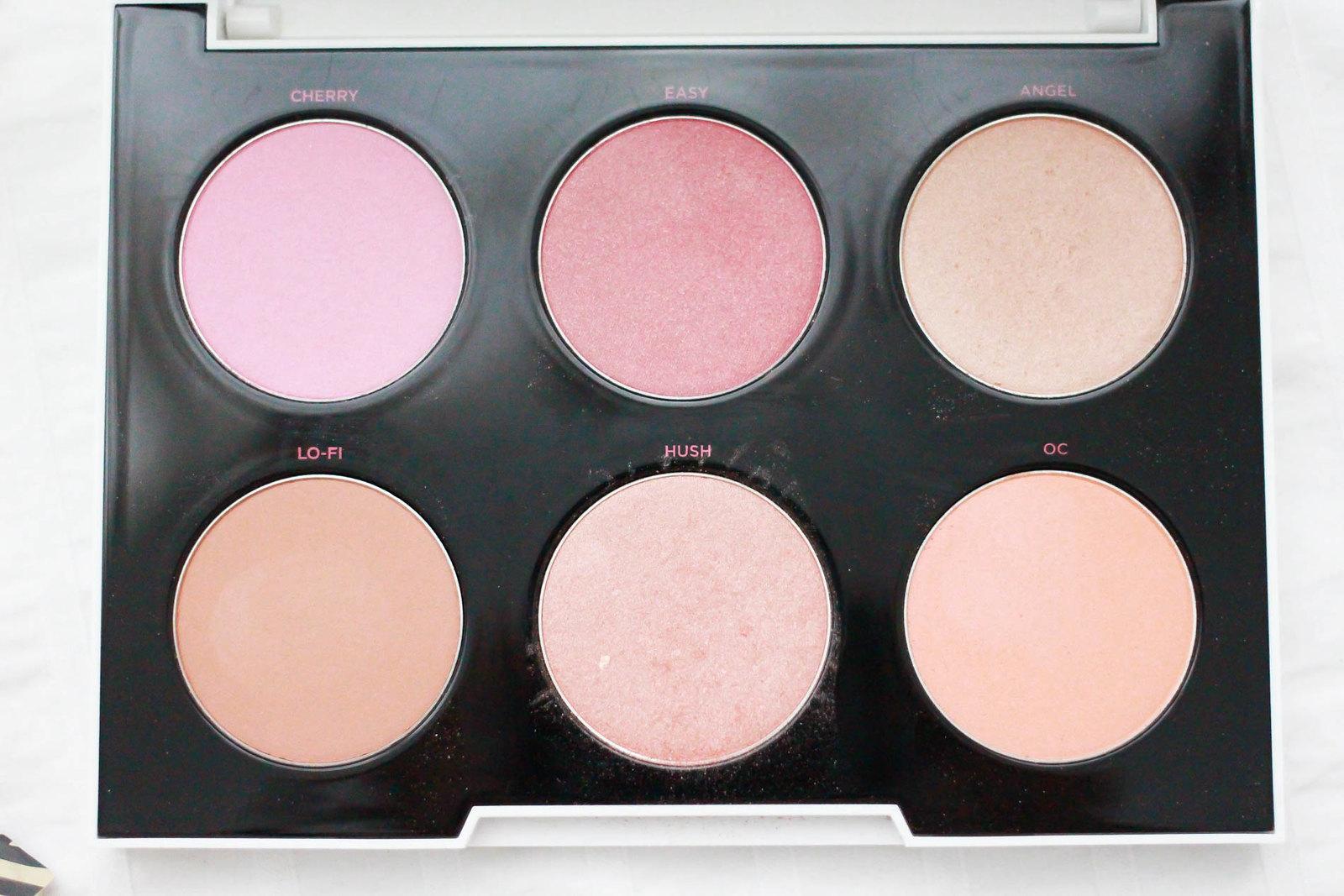 Urban Decay Gwen Stefani Blush palette 2