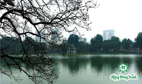 Du lịch Hà Nội- Yên Tử- Du thuyền Hạ Long- Sapa - hồ Hoàn Kiếm