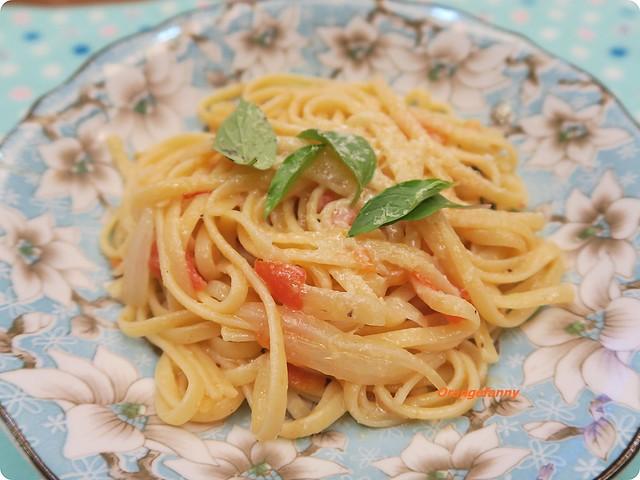 160421 番茄羅勒義大利扁麵-05