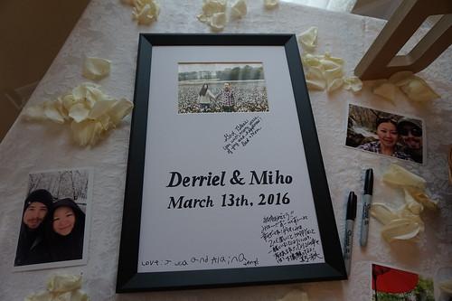Derriel & Miho's Wedding