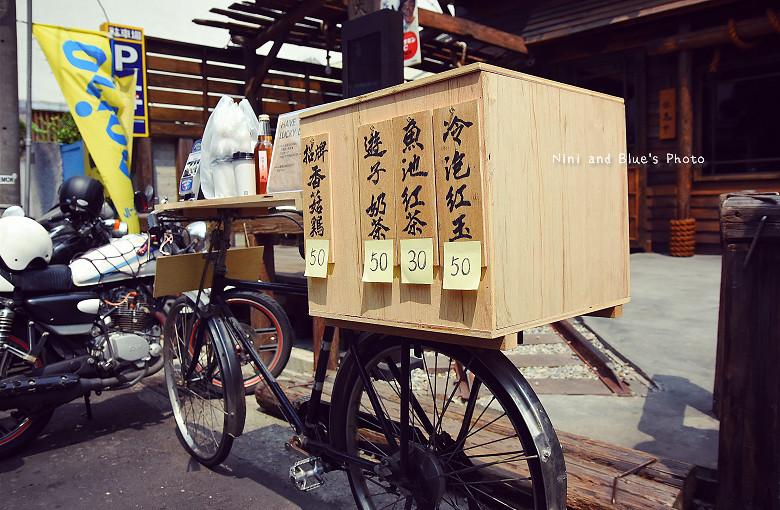 台中飯糰遊子飯糰草悟道腳踏車04