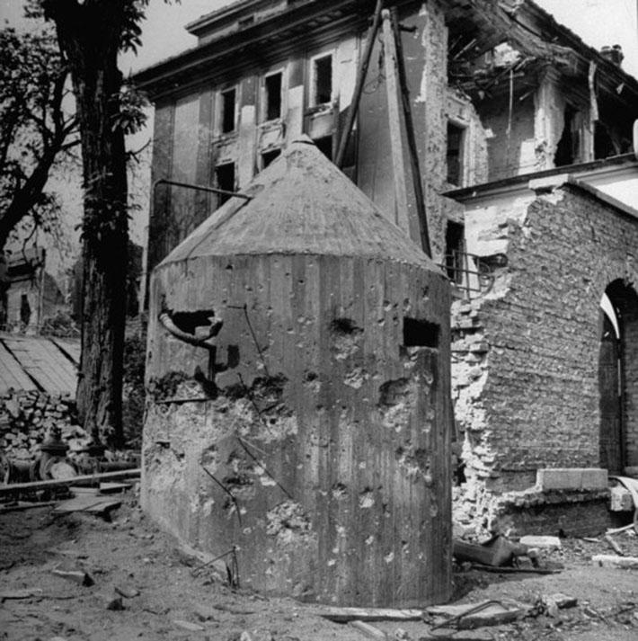 獨裁者之葬身地 希特勒的地下室6