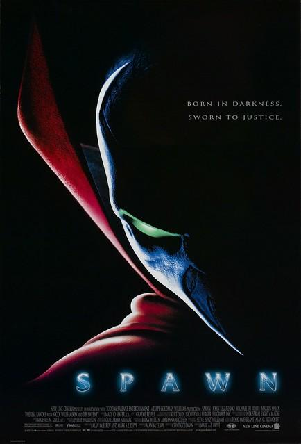 (1997) Spawn Director's Cut