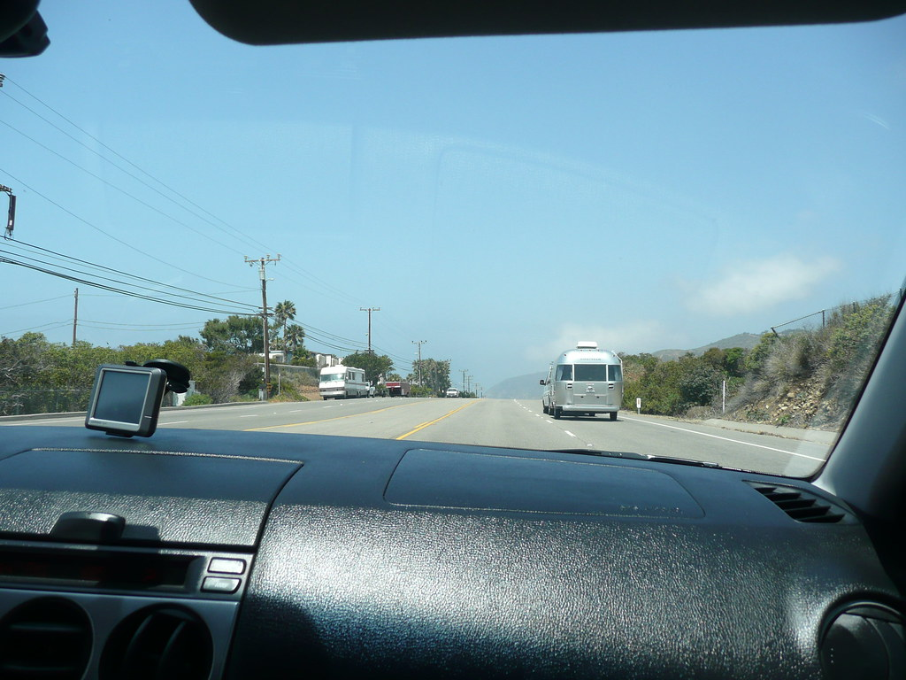 Driving up the PCH