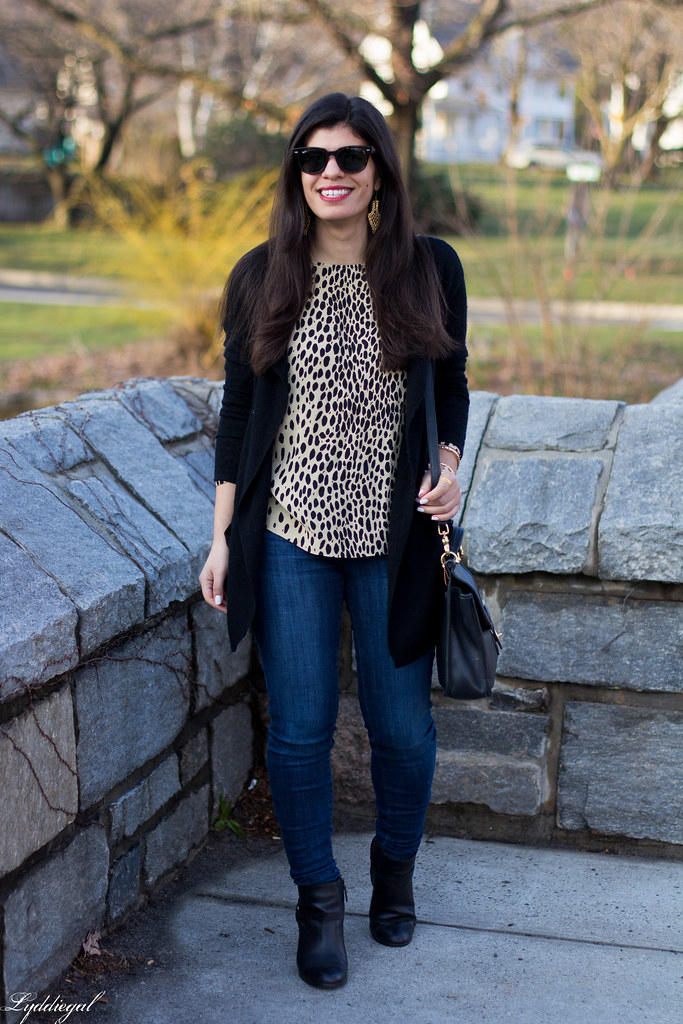 leopard tunic, black cardigan, coach bag-6.jpg