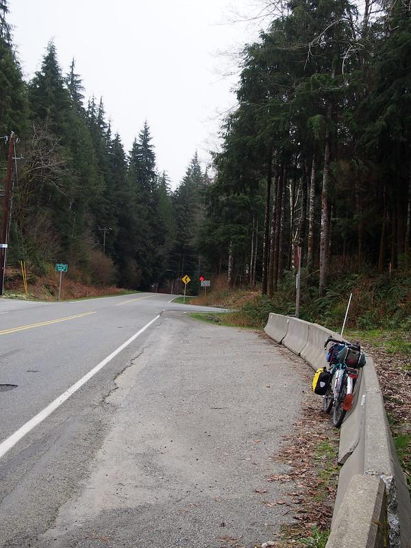 Beyond the Horizon on Mountain Loop Highway