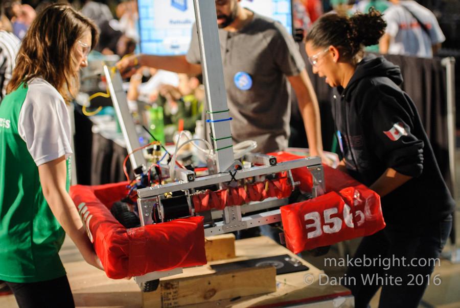 FIRST Robotics Regionals - UW - April 2016 393