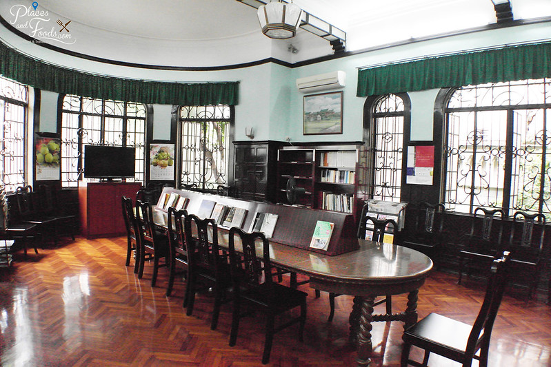Sun Yat Sen Memorial House work room