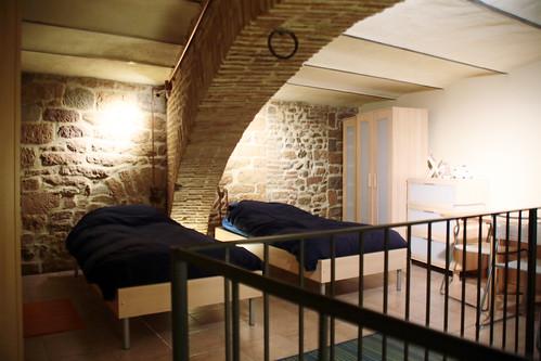 Casa Perugia: interno