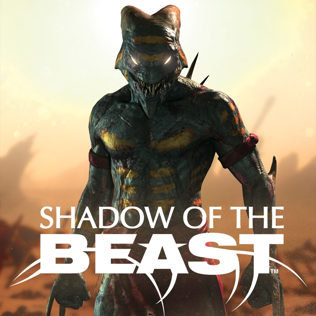 Shadow Of The Beast – Pre-Order – PS4