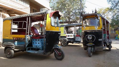 India - Rajasthan - Jodhpur - Auto Rickshaws - 23