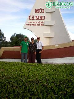 Tour Miền Tây 4 Ngày 3 Đêm - mũi Cà Mau