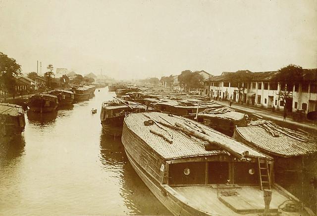 Nam Kỳ Xưa - COCHINCHINE 1898 - 1905 (2) - Arroyo chinois - Kinh Tàu Hủ