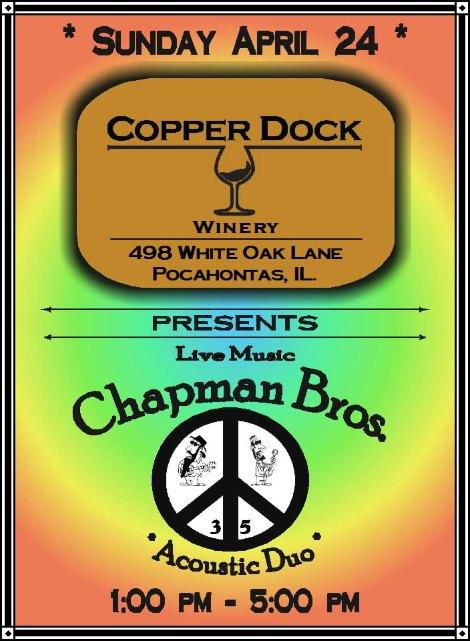 Chapman Bros 4-24-16