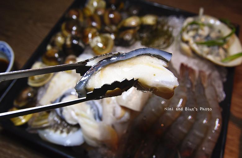 鮨樂海鮮市場日式料理燒肉火鍋宴席料理桌菜34