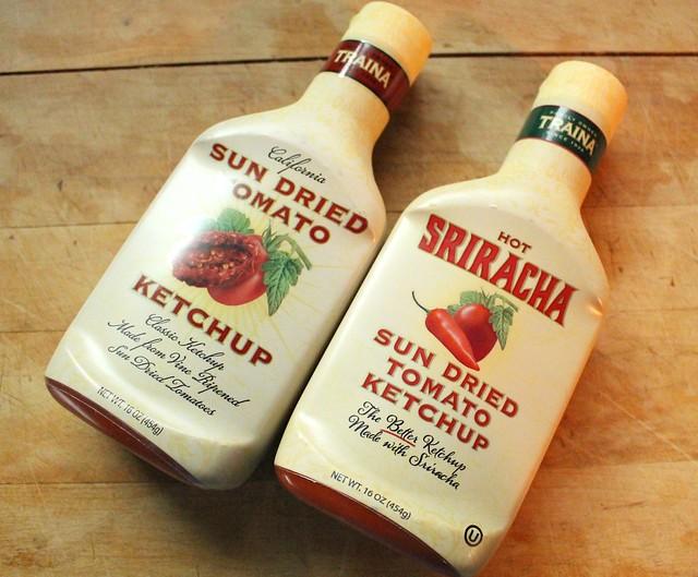 Taina's Sun Dried Tomato Ketchups