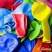 Deflated balloons by GemaIbarra1