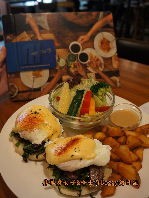 台中早午餐熊抱尼克咖啡5號店01