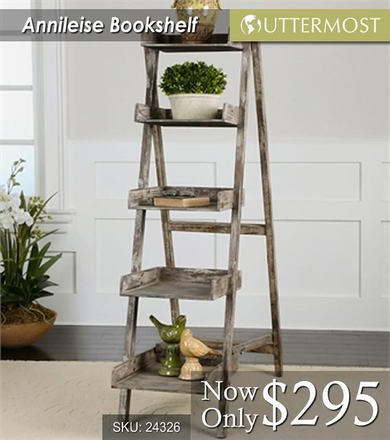 24326 Annileise Bookshelf $295