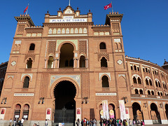 Madrid: Plaza de Toros de las Ventas a býčí zápasy