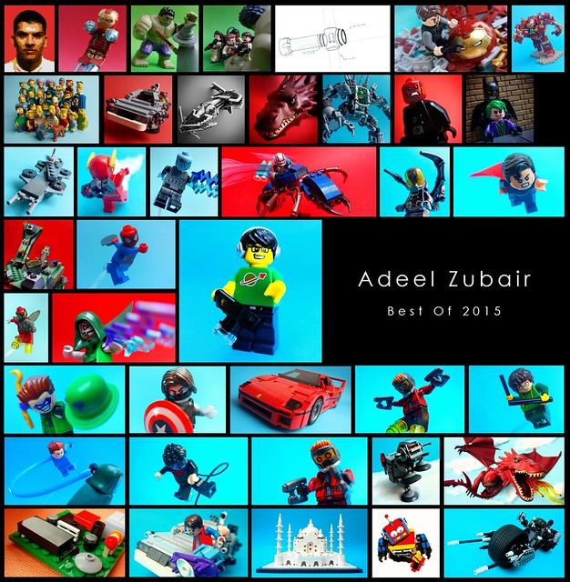 Adeel Zubair - Best Of 2015