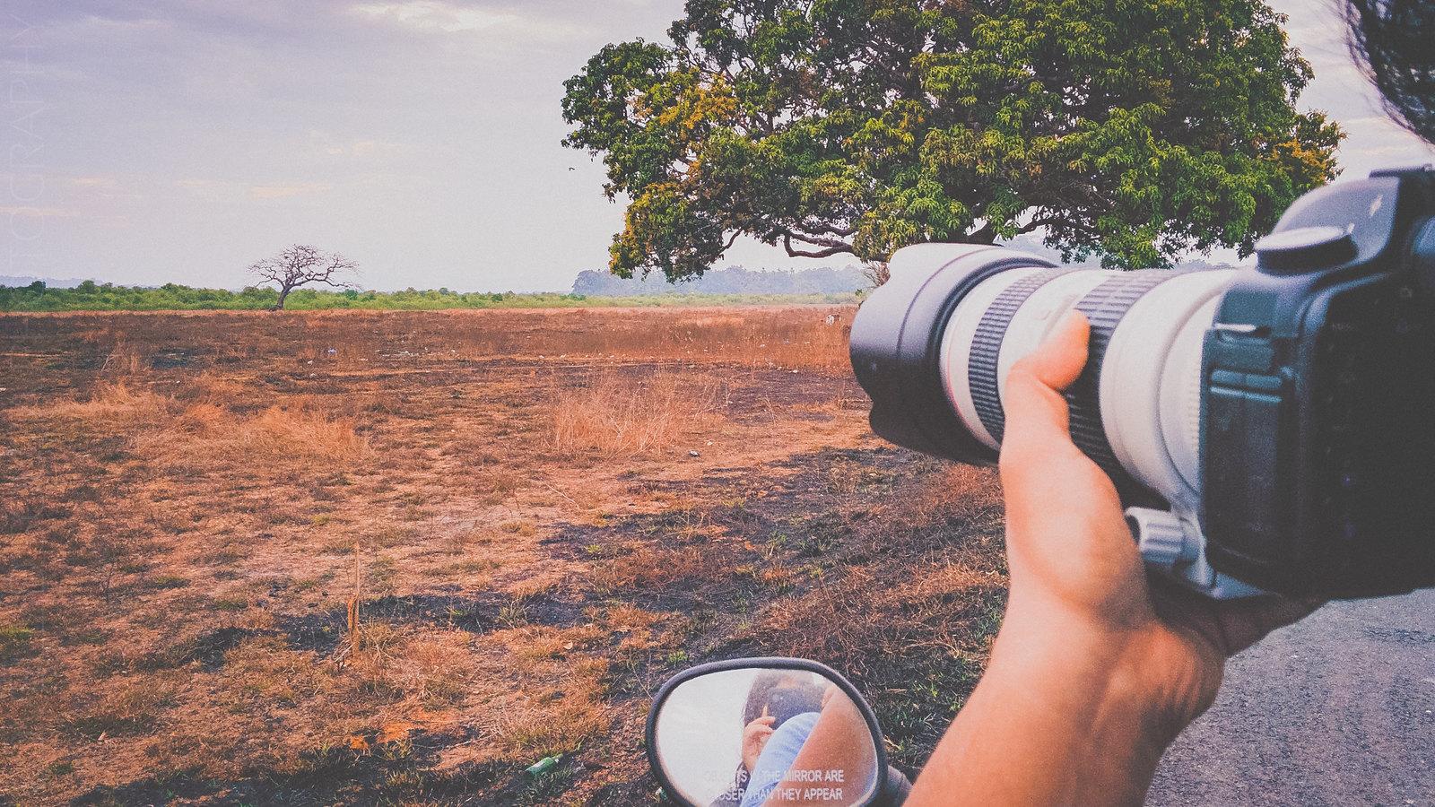 Photographing Divar