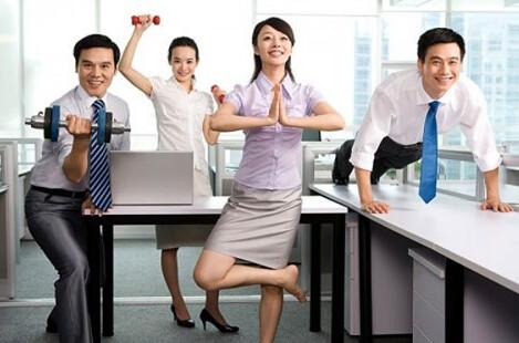 10 nguy hại sức khỏe mà dân văn phòng phải đối mặt