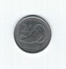 Fiji 20 cent coin