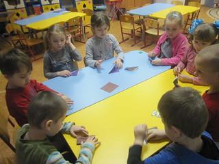 использование техники оригами