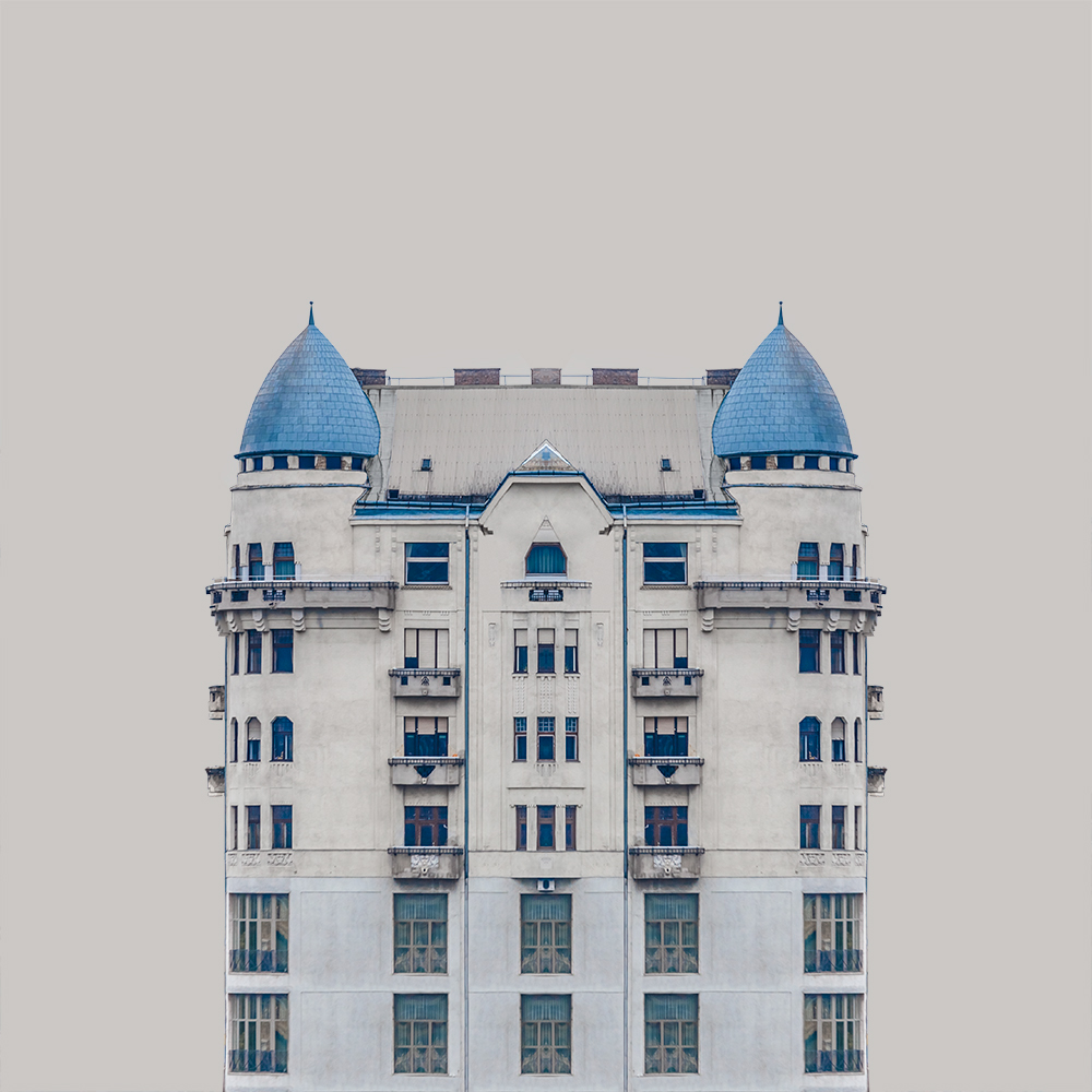 Urban Symmetry by Szolt Hlinka