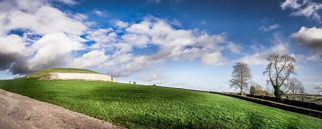 Newgrange - Co. Meath, Ireland - Travel photography