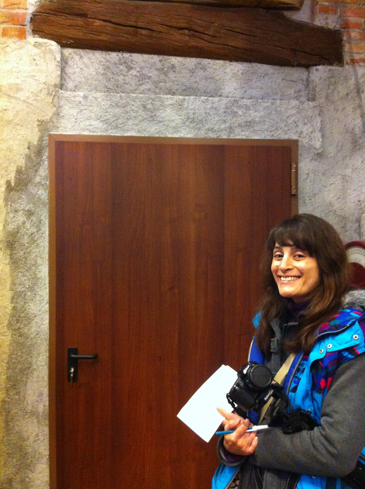 A Trip to a Cheese Cave, Arona, Piedmont, Italy 8