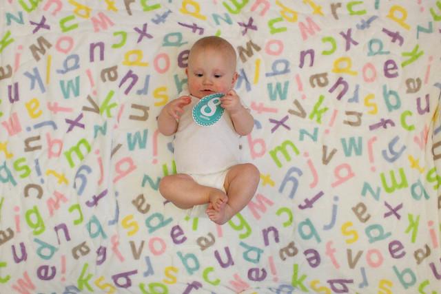 Peyton - 8 months