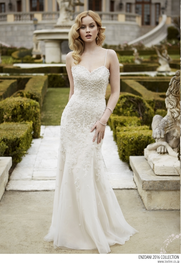 2016 Enzoani wedding dress collection