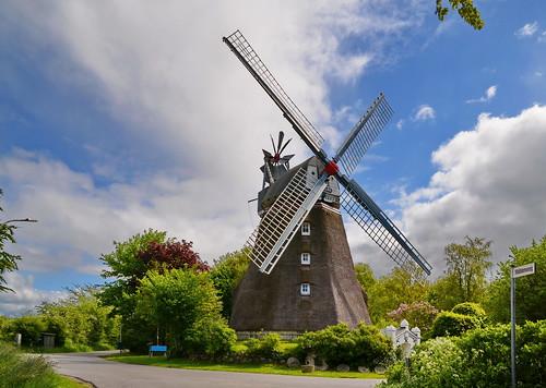 Mühle in Struckum