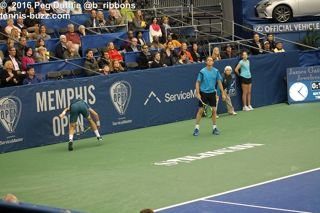Steve Johnson and Sam Querrey