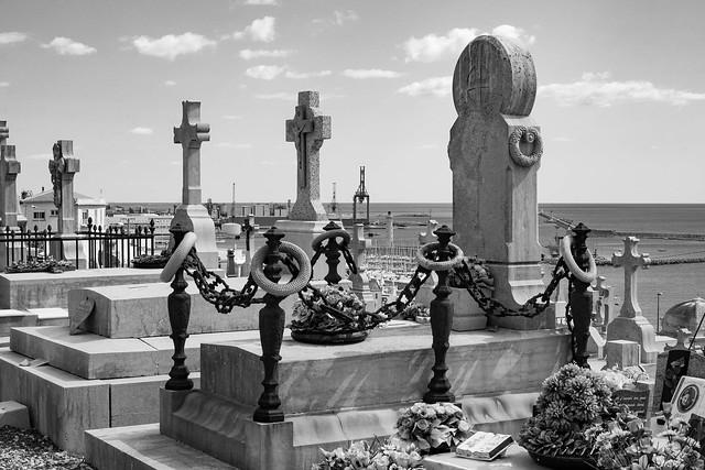 Le cimetière marin, Sète